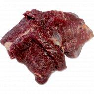 Полуфабрикат мелкокусковой бескостный «Котлетное мясо говяжье» 1 кг., фасовка 0.8-1.2 кг