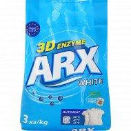 Порошок стиральный «Arx» для белого белья, 3 кг.