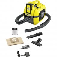 Пылесос «Karcher» WD 1 Compact Battery 1.198-301.0