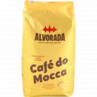 Кофе «Alvorada» Кафе до Мокка, жареный в зернах, 1000 г.