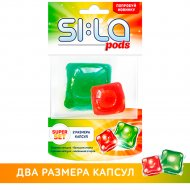 Капсулы для стирки «SI:LA» Pods Superset, 2 шт.