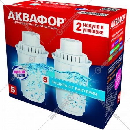 Комплект сменных картриджей «Аквафор» В5, 2 шт