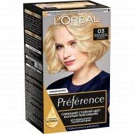 Краска для волос «L'Oreal Paris» Recital Preference, 03.