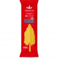 Макаронные изделия «Ameria» спагетти, 400 г.