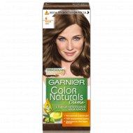 Крем-краска для волос «Color Naturals» лесной орех 6.