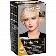 Краска для волос «L'Oreal Paris» Recital Preference, 102.