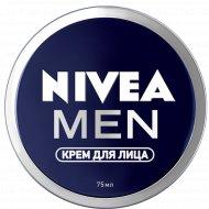 Крем мужской «Nivea» для лица, 75 мл.