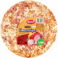 Пицца «Смачница» с салями 300 г.