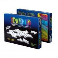 Игра «Тримино» треугольное домино, 7059/14.