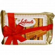 Вафельные трубочки «Лафинель» с шоколадно-арахисовой начинкой, 235 г.