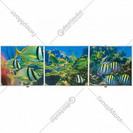 Экран под ванну «Comfort Alumin» Кораллов риф 3D, 1.7x0.5 м