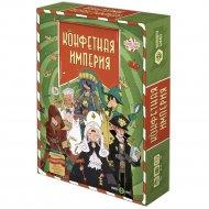 Настольная карточная игра «Конфетная империя» TK006.