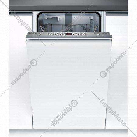 Встраиваемая посудомоечная машина «Bosch» SPV45DX10R.