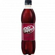 Напиток сильногазированный «Dr. Pepper» 0.45 л.