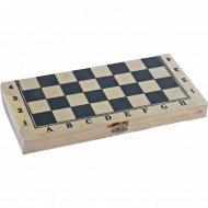 Шахматы деревянные.