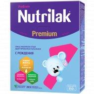 Молочная смесь «Nutrilak» Premium+1, с 0 до 6 месяцев, 350 г.