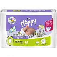 Подгузники «Bella Baby Happy» before, до 2 кг, 25 шт