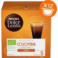 Кофе натуральный молотый «NESCAFE Dolce Gusto Лунго Колумбия» 84 г