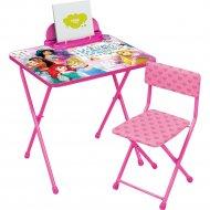 Комплект мебели «Ника» Disney 2 Рапунцель