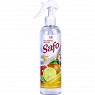 Освежитель воздуха «Safo» цитрусовый микс, 400 мл.