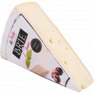 Сыр мягкий «Бри» с плесенью, 58%, 1.6 кг, фасовка 0.15-0.25 кг