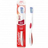 Зубная щётка «Colgate» Optic White 360°.