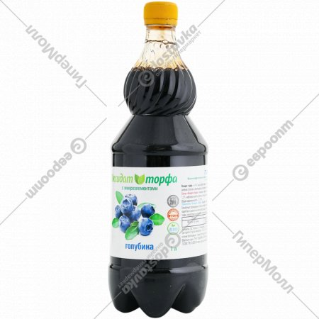 Оксидат торфа «Голубика» с микроэлементами, 1 л.