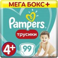 Трусики-трусики «Pampers Pants» Maxi Plus, 9-15 кг, 99 шт.
