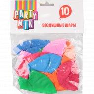 Воздушные шары ассорти 10 штук.