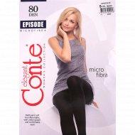 Колготки женские «Conte» Episode, 8 den, размер 5, Nero