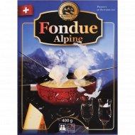 Ассорти тертых сыров «Фондю» Альпийское, 40% , 400 г