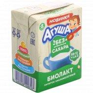 Напиток кисломолочный «Агуша» 3.4%, 200 мл