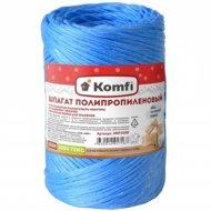 Шпагат «Komfi» полипропиленновый синий, 100 м.
