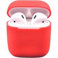 Чехол «Volare Rosso» Mattia, Для Apple AirPods, Красный