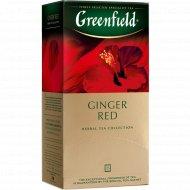Чайный напиток «Greenfield» Джинджер Рэд, 25 пакетиков.
