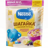 Каша мультизлаковая «Nestle» банан и пшеничные фигурки, 190 г