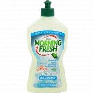 Жидкость для мытья посуды «Morning Fresh» Алоэ вера Sensitive 450 г.
