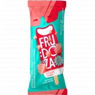 Мороженое «Frudoza» со вкусом клубники, 65 г.