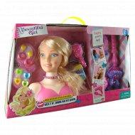 Кукла для моделирования причесок.