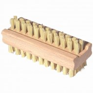 Щеточка для рук «York» деревянная двухсторонняя.