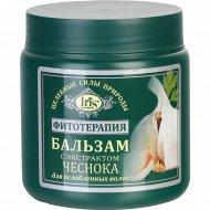 Бальзам «Iris Cosmetic» с экстрактом чеснока, 500 мл.
