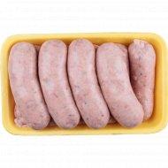 Колбаски сырые из мяса птицы «Деревенские особые» замороженные, 1 кг., фасовка 0.7-1.1 кг