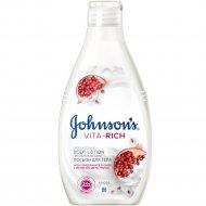 Лосьон для тела «Johnson's» с экстрактом цветка граната, 250 мл.