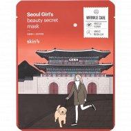 Маска для лица «Skin79» Seoul Girl's, против морщин, 20 г.