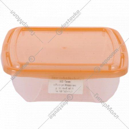 Контейнер для холодильника и микроволновой печи, 0.5 л.