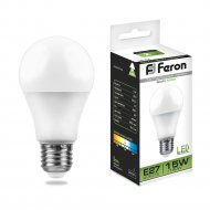 Лампа светодиодная «Feron» 230 V, Е27, 4000 K, LB-94, 15W.