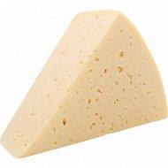 Сыр полутвердый «Лидер» 45%, 1 кг, фасовка 0.3-0.4 кг