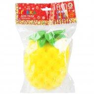 Губка для тела «Tiamo Baby» фрукты, макси