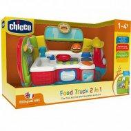 Игрушка «Chicco» Фургон-кухня, говорящая, 7416000180