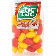 Драже «Tic Tac» со вкусом вишни, апельсина и маракуйи, 16 г.